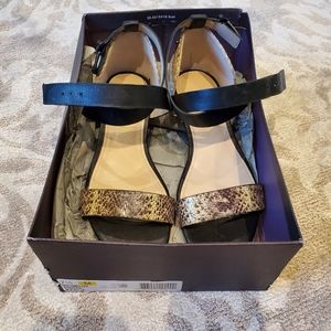 Enzo Angiolini sandals size 7.5